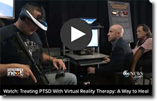 ABC News Special: Treating PTSD With Virtual Reality Therapy: A Way to Heal Trauma