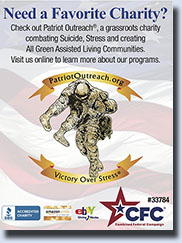 Patriot Outreach Charity Flyer