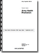 Army Health Promotion