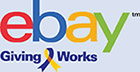 Patriot Outreach is registered with Ebay Giving Works