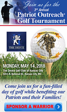 1st Annual Patriot Outreach Golf Tournament