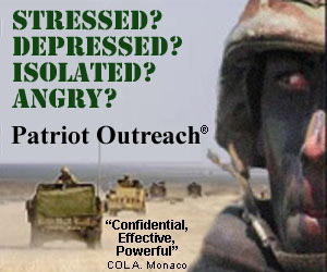 Get Help for PTSD - Go to PatriotOutreach