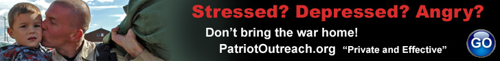 Patriot Outreach - Get Help with Stress and PTSD